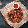 Wings de poulet x6