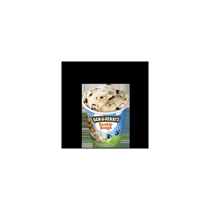 Ben & Jerrys Cookie dough