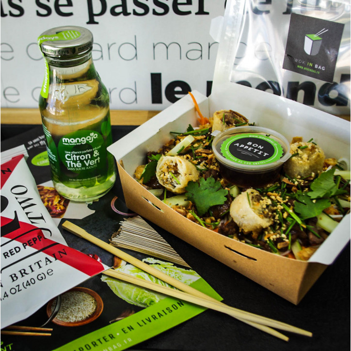 Salade Bo Bun